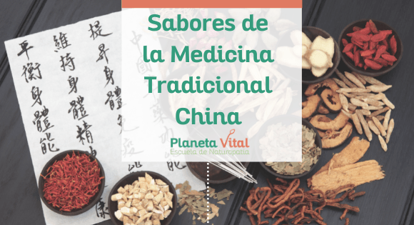 sabores de la Medicina Tradicional China