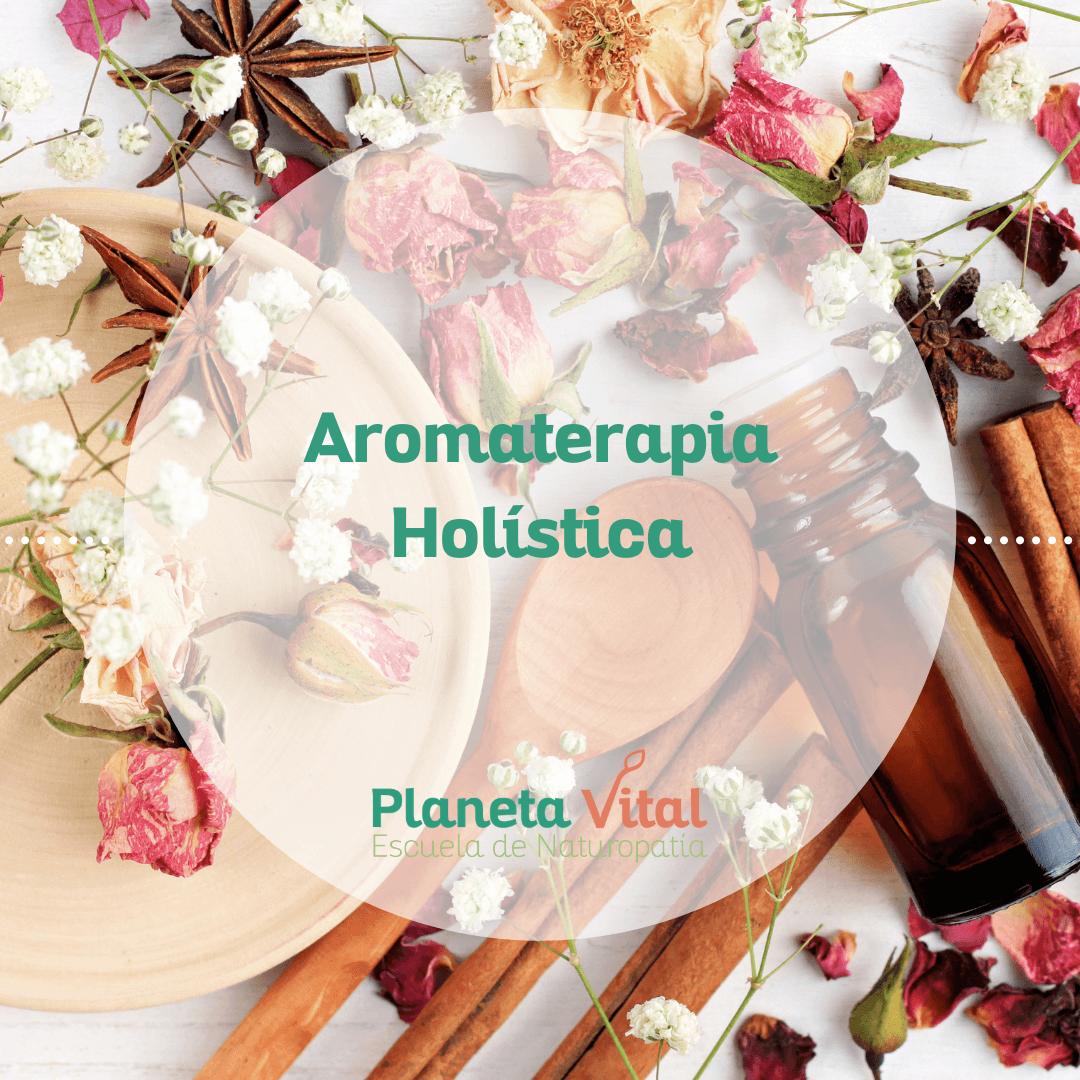 curso de aromaterapia holística