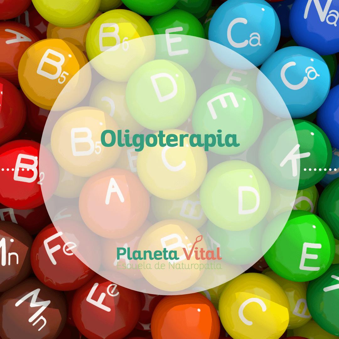 curso de oligoterapia